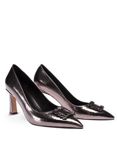 Deery Ayakkabı Gümüş